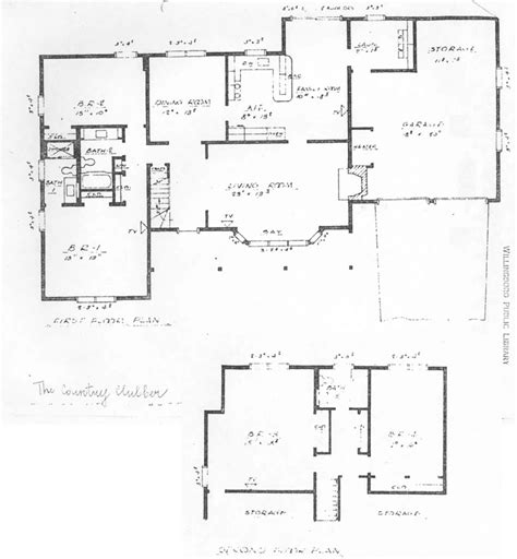Levitt Homes Floor Plan Belair Levittownbeyond