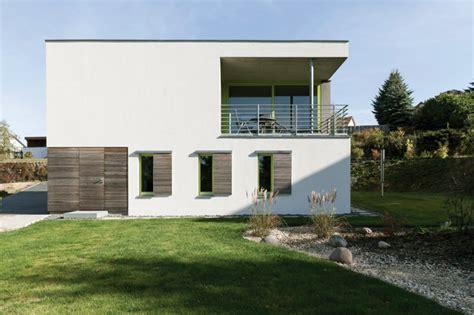 einfamilienhaus modern neubau einfamilienhaus modern haus fassade leipzig
