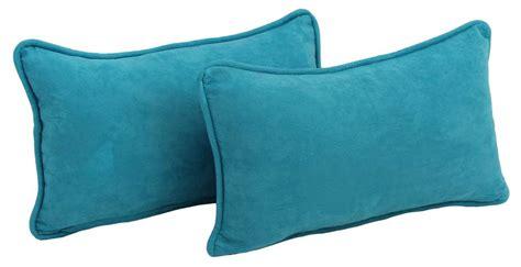 Lumbar Support Pillow Walmart by Back Support Pillows Set Of 2 Chocolate Walmart