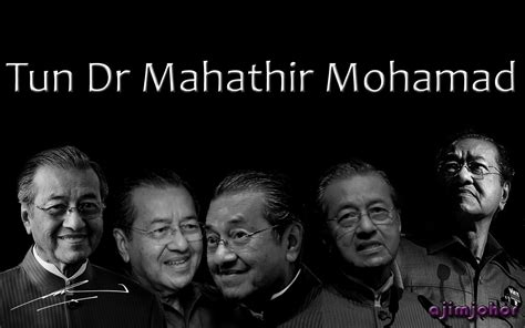 Wajah Dr wallpaper tribute to tun dr mahathir mohamad azhan co