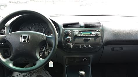 2004 Honda Civic Lx Interior by 2004 Honda Civic Interior Pictures Cargurus