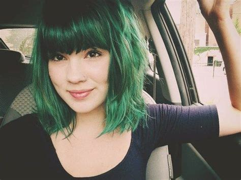 hairstyles with dyed bangs best 20 dyed bangs ideas on pinterest