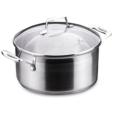 Pot Pan Bolde Panci Casserole 24 Cm Lid Pan Granite Coatin scanpan impact casserole pot 24cm 4 8l s of kensington