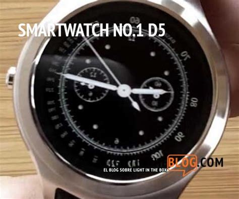 Smartwatch No 1 D5 Comprar Grageas Harry Potter Baratas En Thelightinthebox