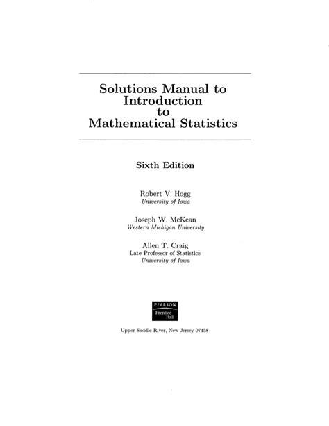 164146279 solution-manual-to-mathematical-statistics-by