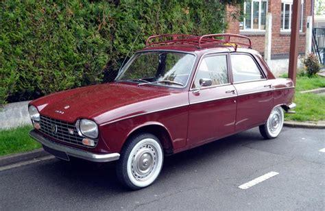 Peugeot Bordeaux peugeot 204 bordeaux une voiture de collection propos 233 e