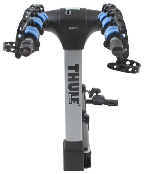 thule apex swing thule apex swing 4 bike rack for 2 quot hitches swinging