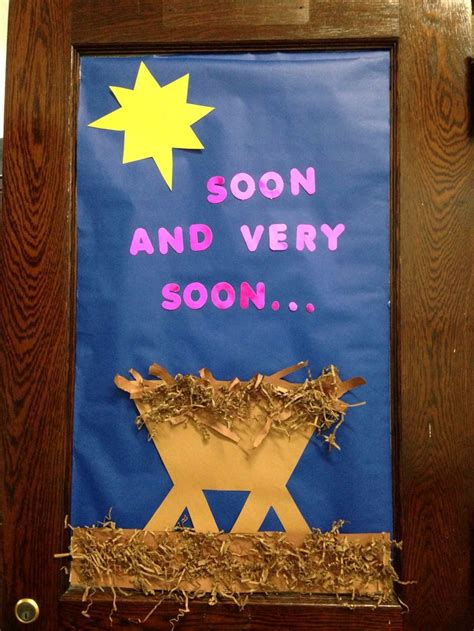 religious christmas door ideas 422 best bulletin boards images on christian bulletin boards murals and bullentin