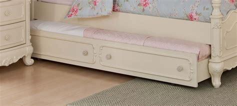 cinderella twin bed homelegance cinderella bedroom collection ecru b1386 at homelement com