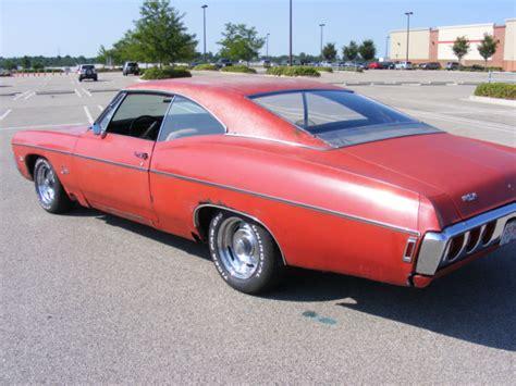 chevy impala 2 door 1968 impala 2 door gallery