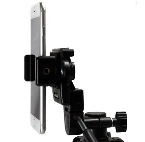 remora  iphone universal cell phone tripod monopod mount adapter holder clip