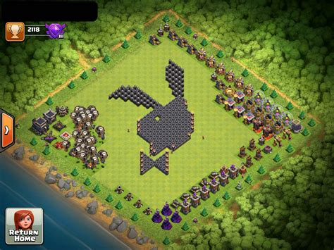 offensive layout in coc is this an offensive layout page 2