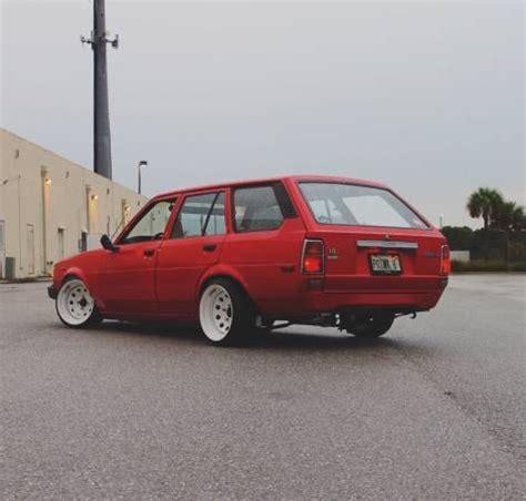 1980 Toyota Corolla Wagon 1980 Toyota Corolla Dlx Wagon 5 Door 1 8l