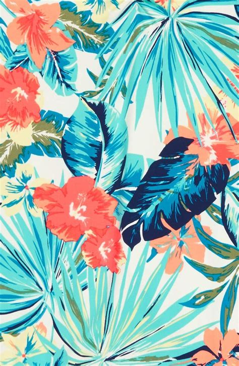 hawaiian pattern iphone wallpaper best 25 tropical background ideas on pinterest tropical