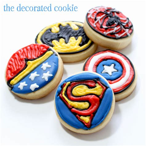 The Decorated Cookie bite size cookies