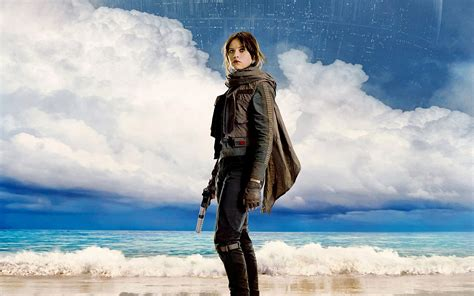 felicity jones jyn erso rogue  wallpapers hd