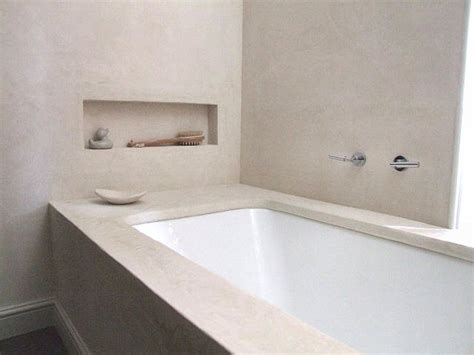 polished plaster bathroom arplastering tadelakt chelsea1 mike wye