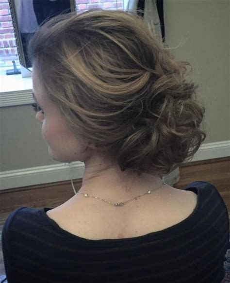 messy updos for fine hair 60 updos for thin hair that score maximum style point