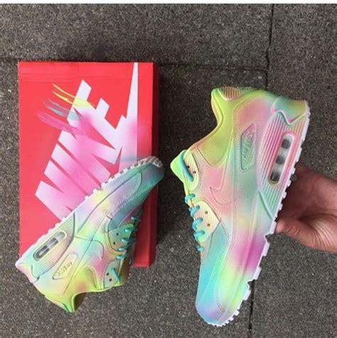 shoes nike air max nike air max  pastel sneakers