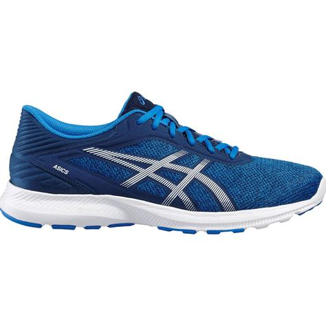 athletic shoes asics asics nitrofuze mens running shoes