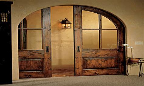 Arched Barn Door Floors Doors Interior Design Arched Barn Door