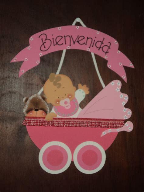 imagenes animadas de un niño tutorial de artesan 237 as cartel de bienvenida para beb 233 s