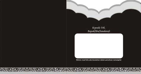 Blangko Kartu Undangan C 3 blangko kartu keluarga in