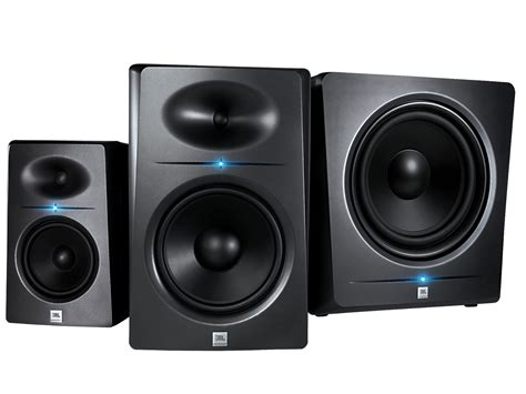 Monitor Jbl jbl pro now shipping lsr2300 active monitor series futuremusic the news on future