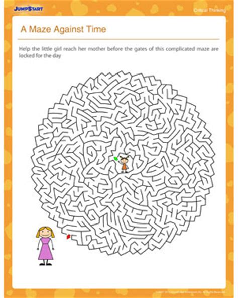 printable mazes for grade 6 4 best images of 4th grade printable mazes 3rd grade