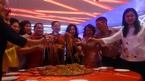 penang chief minister new year open house new year luncheon with penang chief minister at