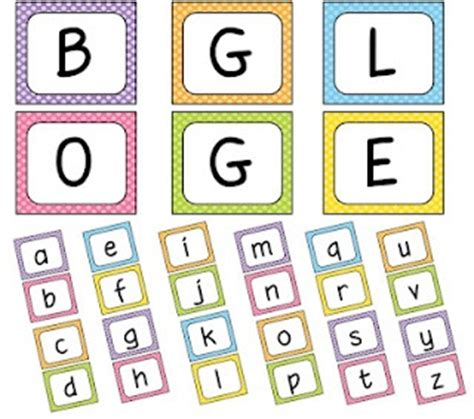 printable boggle letters boggle letters working with words pinterest