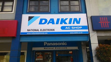 Ac Daikin National daikin ac shop pengangkatan national elektronik