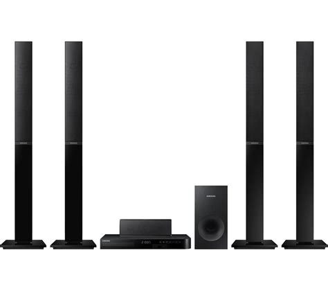 Home Theater Samsung Murah buy samsung ht j4550 5 1 smart 3d dvd home cinema system free delivery currys
