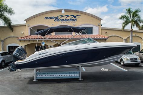 hurricane deck boat with jack plate new boats for sale in west palm beach vero beach fl