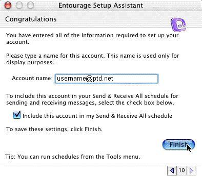delaware it help desk setup smtp entourage10 step15 jpg ptd