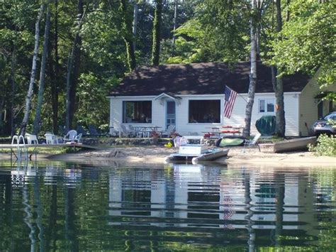 Traverse City Cabin Rentals by Michigan S Finest Waterfront Setting Vrbo