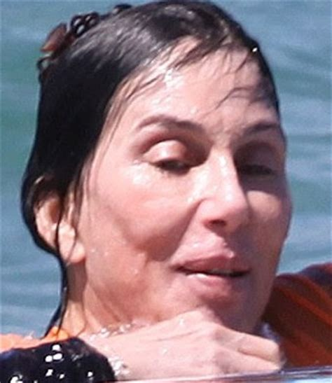 No Make Up Leaves Cher Looking Just Like Ozzy Osbourne by Superdadspeaks Cher Without Makeup Still Hotter Than 40