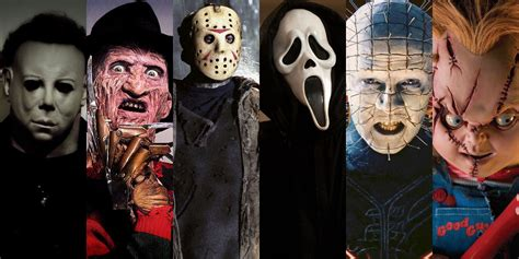 horror list horror characters list gallery