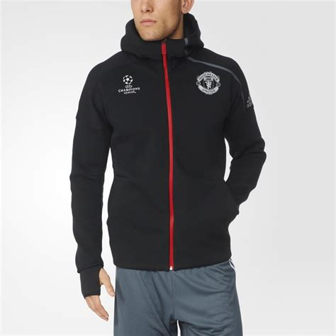 Vest Hoodie Manchester City Fc 03 adidas manchester united fc z n e jacket