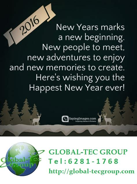 new year greetings to business associates season s greetings and happy new year global tec