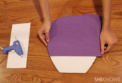 How To Make Paper Backpack - how to make the explorer s magical backpack