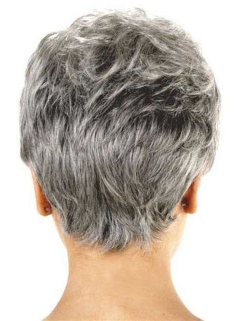 mature hairstyles back view 47 best hair styles images on pinterest shorter hair