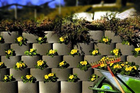 lade da giardino da terra lade per giardino a muro murett il blocco divisorio da