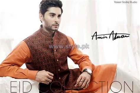 amir adnan men s kurta designs eid special kurta designs amir adnan men kurta designs 2014 for eid 4