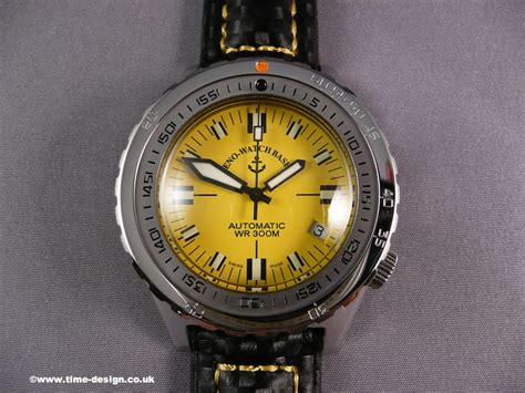Set Army Yellow army diver 300m yellow limited edition 20 pieces only