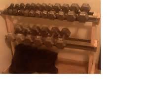 how to build a dumbbell rack homemade dumbbell rack images