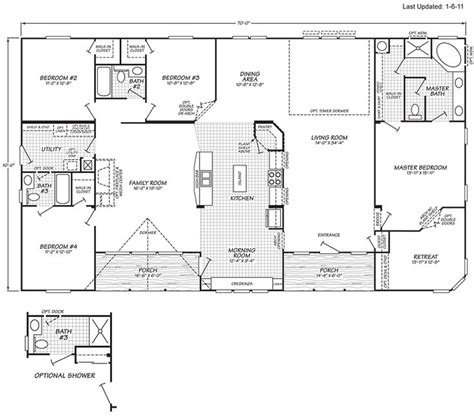 used modular homes oregon oregon modular homes floor plans 30 best images about mobile home floor plans on pinterest