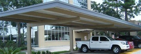 cantilever parking commercial awnings residential carport patio shade structure canvas metal
