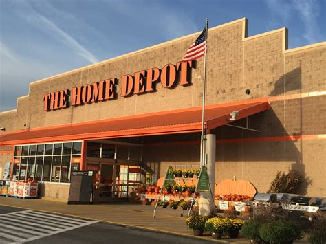 the home depot newark de company profile