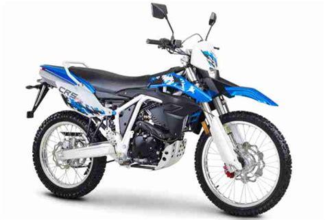 Motorr Der 125 Ccm Enduro by Romet Crs Fi 125 Enduro Bike 125ccm 4takt Bestes Angebot